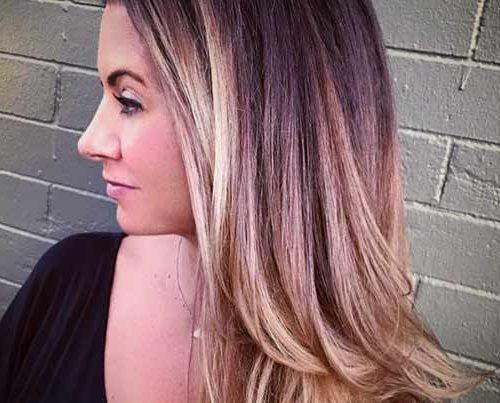 Natural Ombre Hair Denver, Colorado - Style No.1 | Deseo Salon & BlowDry