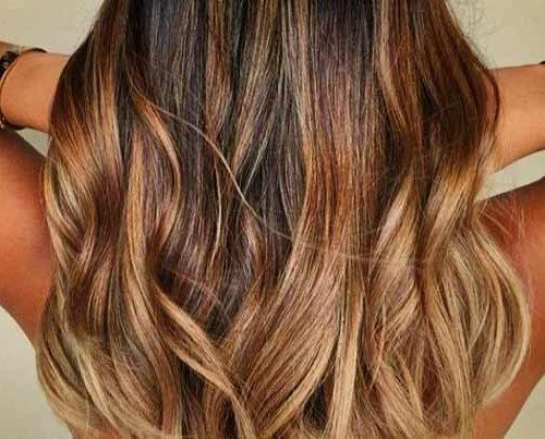 Natural Ombre Hair Denver, Colorado - Style No.3 | Deseo Salon & BlowDry