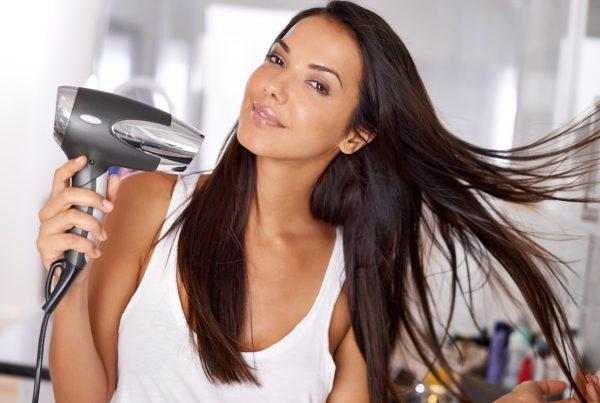 salon products can help recreate salon style at home