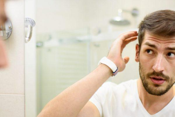 Thinning hair for men might be genetics, but it might be your hair care routine.