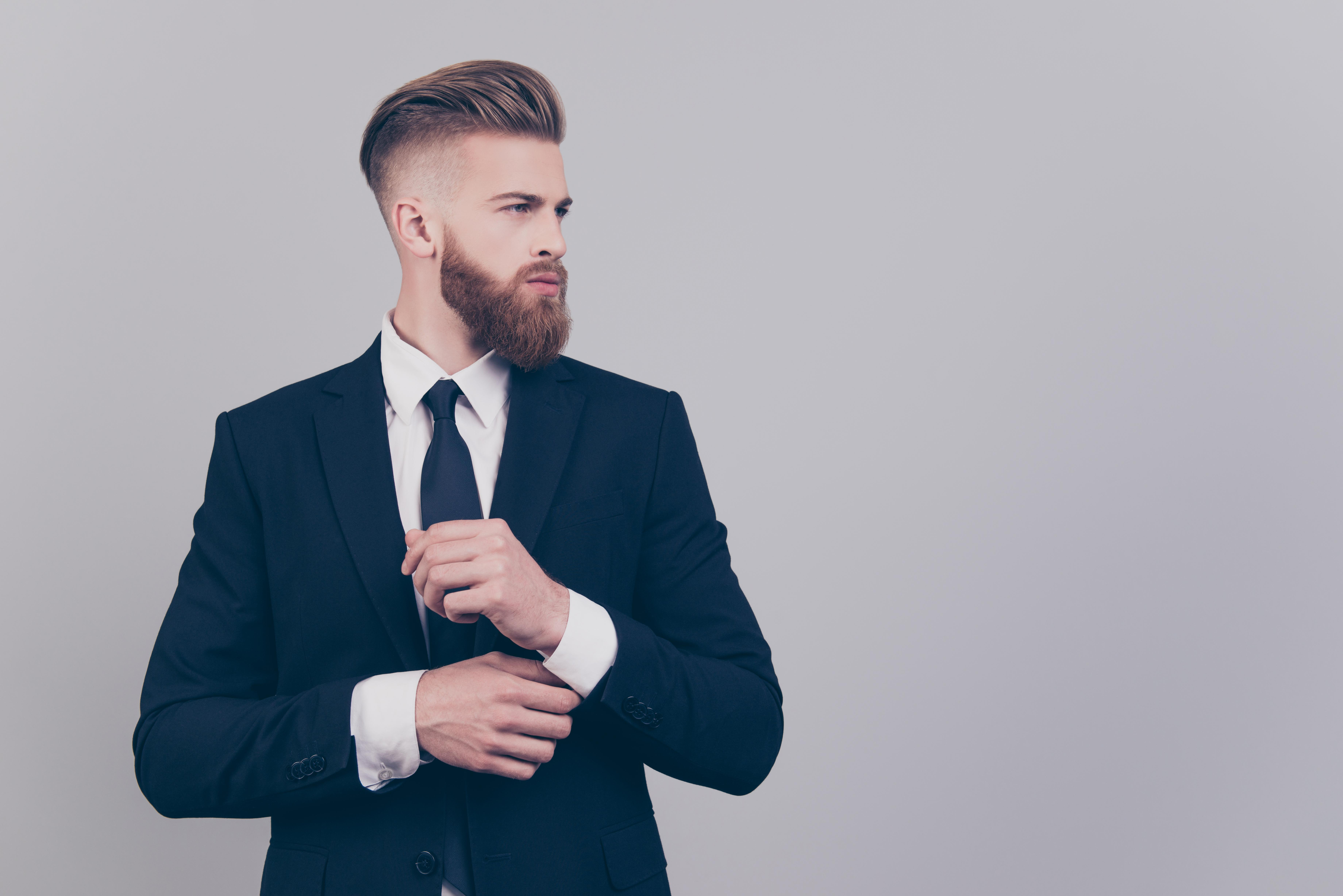 3 Ways to Maintain Your Professional Style During No-Shave November