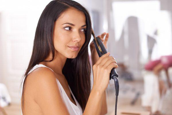 Repair your heat damaged hair with protective products and professional hair treatments from Deseo Salon & BlowDry