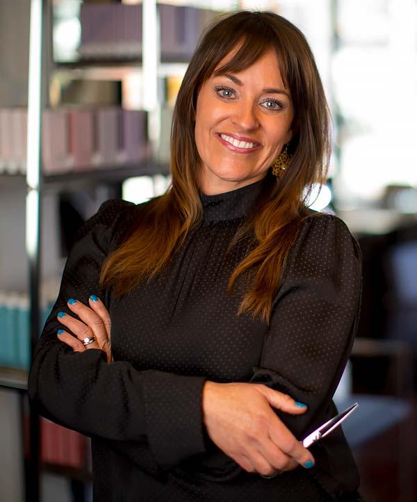 Heather Mahoney stylists photo