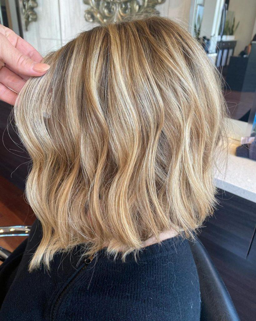 Hair styling in Denver at Deseo Salon & BlowDry